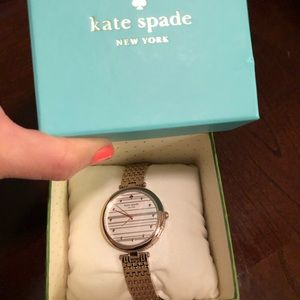 Kate Spade-Women's Fashion Watch with box/tags